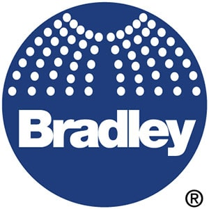Bradley Washroom commercial bathroom accessories and shower supplies
