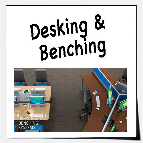 Desking And Benching