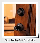 Door Locks And Deadbolts