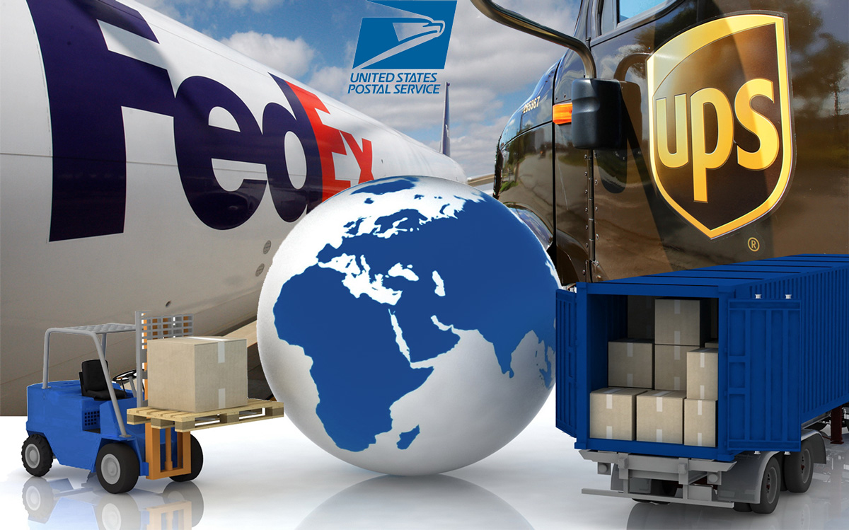 We Ship Anywhere In The World | Harbor City Supply - Harbor