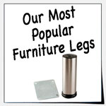Our Most Popular Furniture Legs