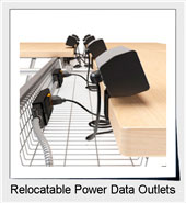 Shop Relocatable Power Data Outlets