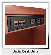 Shop Under Desk Units
